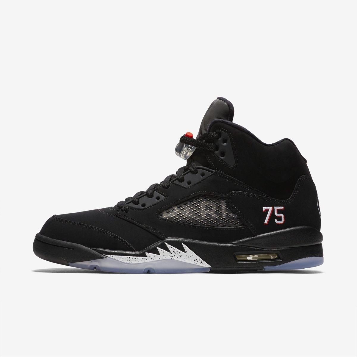 Air Jordan 5 PSG Black