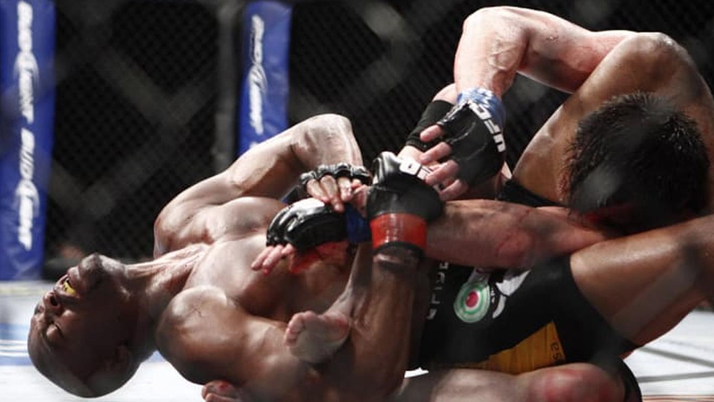 Anderson Silva Chael Sonnen UFC 117