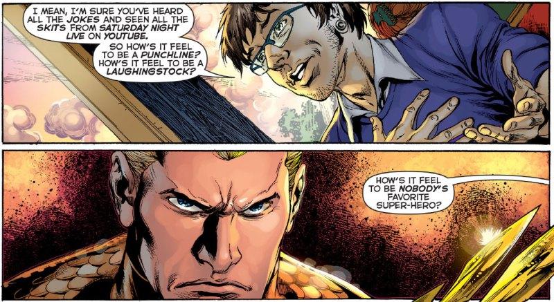Aquaman Comics