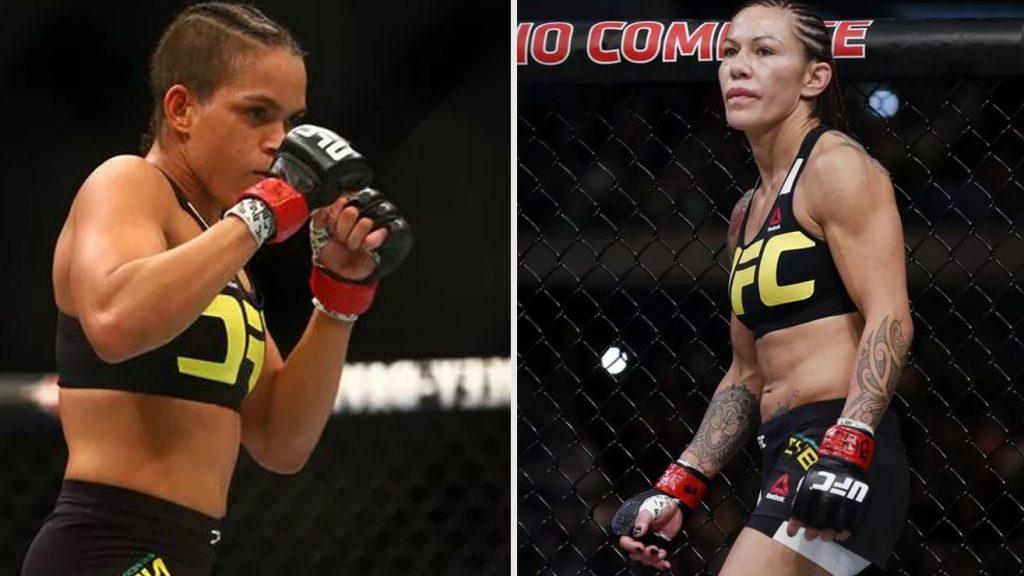Cris Cyborg Amanda Nunes UFC 232