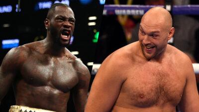 Deontay Wilder vs. Tyson Fury – pour être l'autre patron