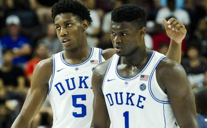 Duke - l'autre superteam de 2018-2019