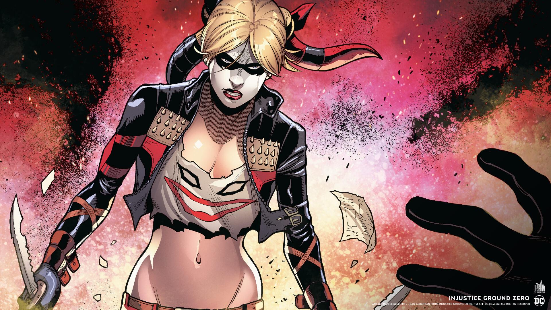 Injustice Ground Zero Harley (1)
