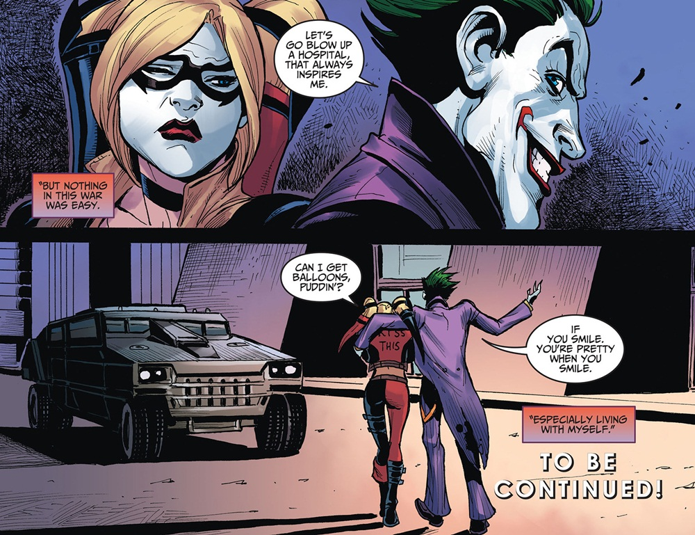 Injustice Harley