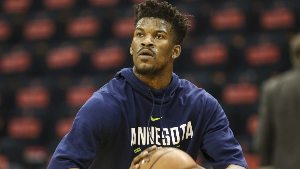 Jimmy Butler Lakers