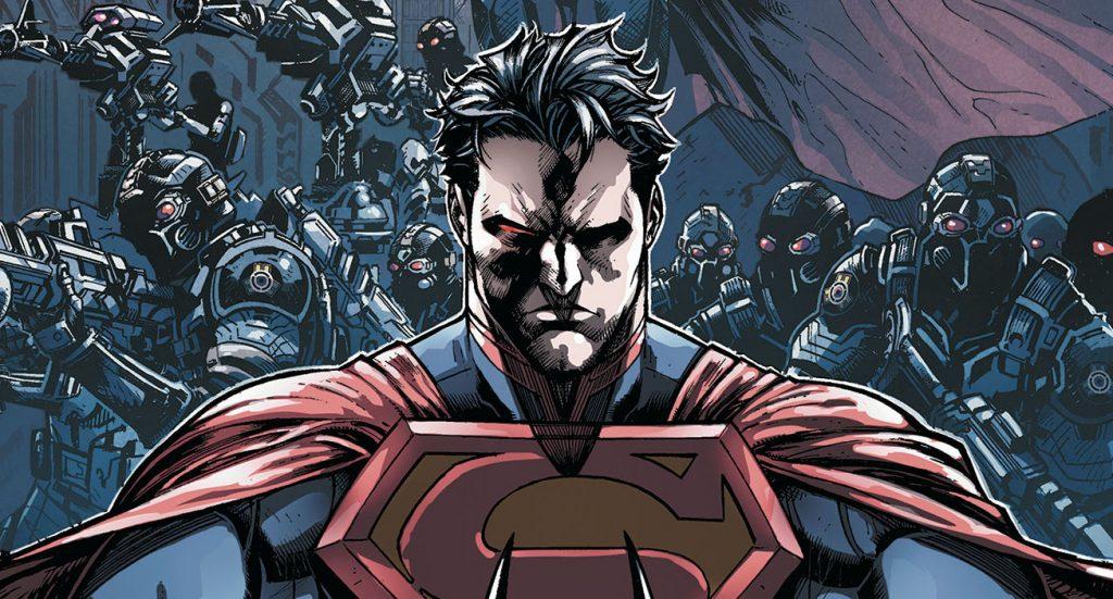 Superman Injustice