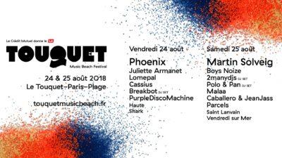 Touquet Music Beach Festival : Un festival les pieds dans l'eau