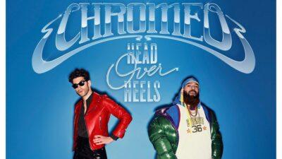 Interview CHROMEO - de plus en plus haut