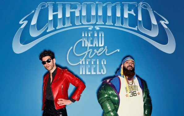 Interview CHROMEO - de plus en plus haut
