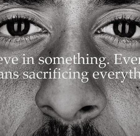 Colin Kaepernick – 6 milliards de dollars pour Nike