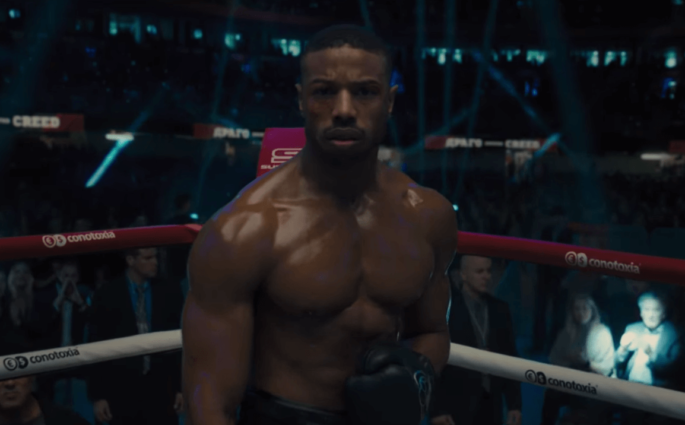Creed II Michael B Jordan