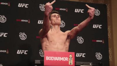 Darren Till UFC 228 weigh in