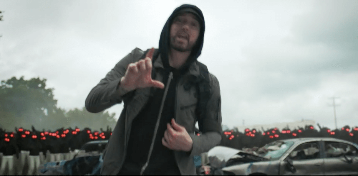 Eminem Lucky You