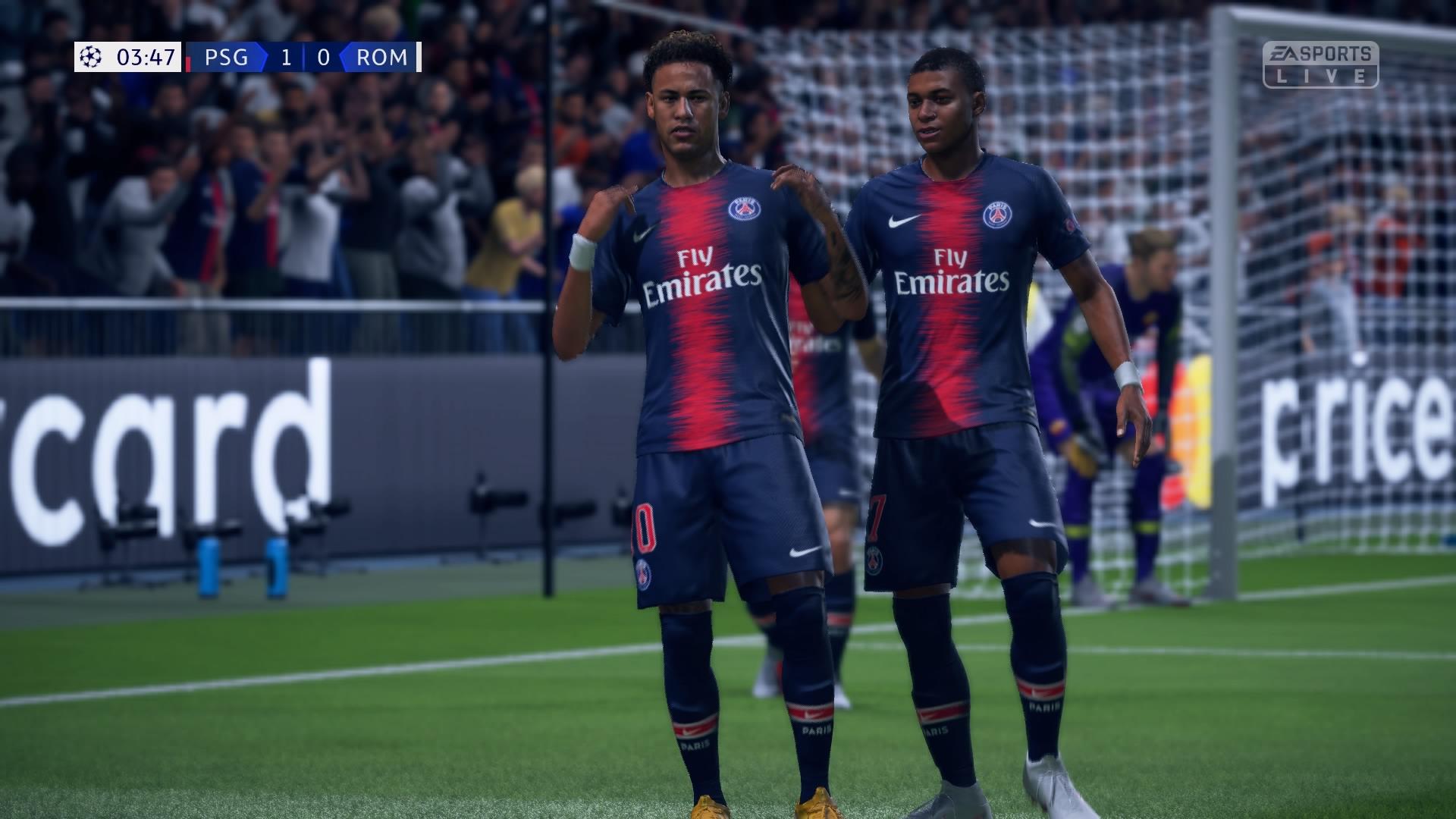 Test Démo FIFA 19 - Une réalisation technique qui s'annonce somptueuse