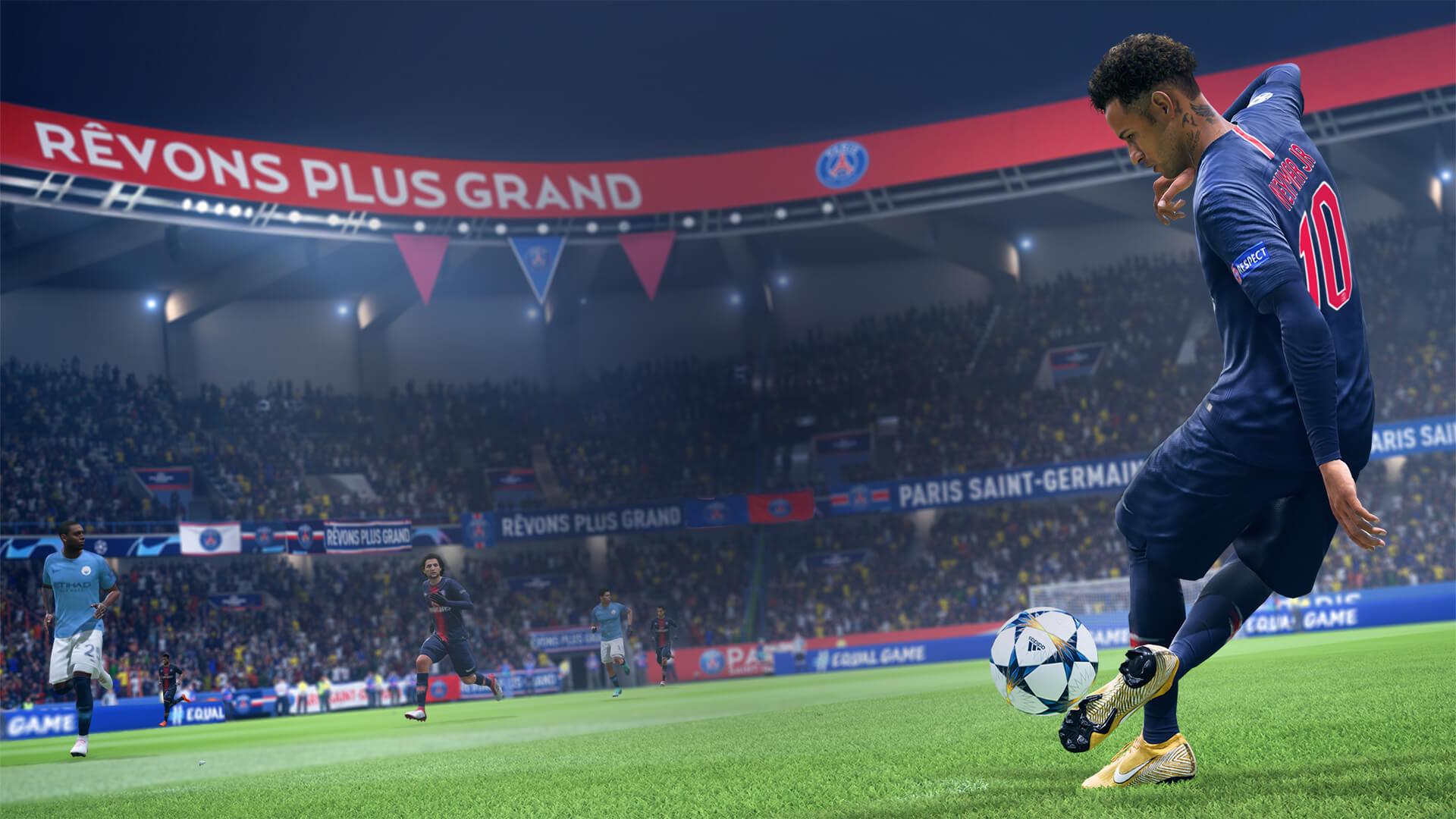 FIFA 19 - Le top 100 des joueurs les mieux notés