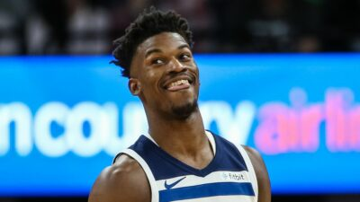 Jimmy Butler Wolves trade