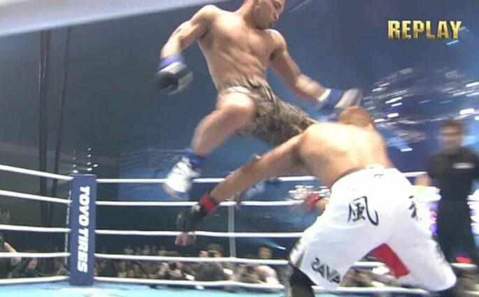Le KO en 4 secondes du légendaire Kid Yamamoto