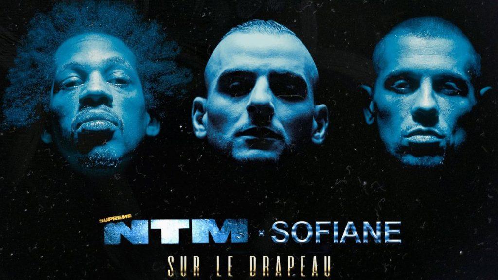 NTM Sofiane Sur le Drapeau