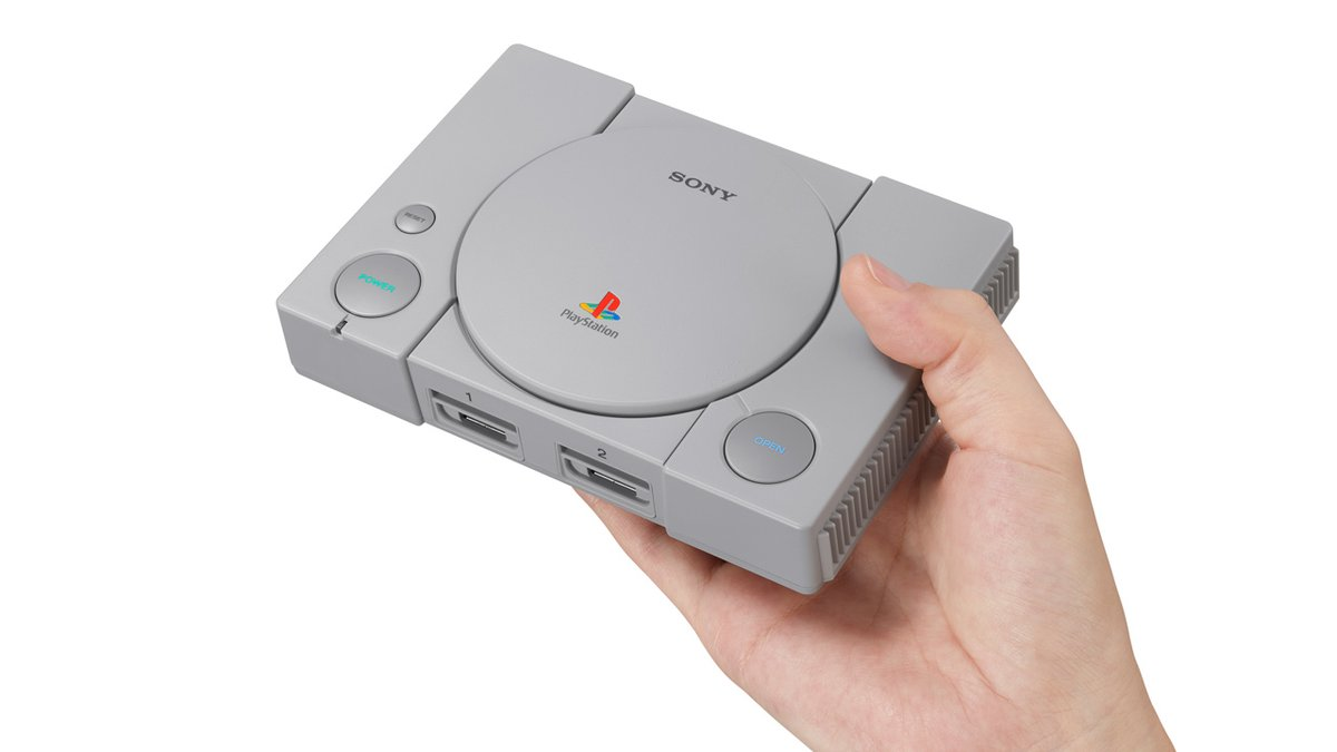Moins chère, plus petite - tout savoir sur la PlayStation Classic