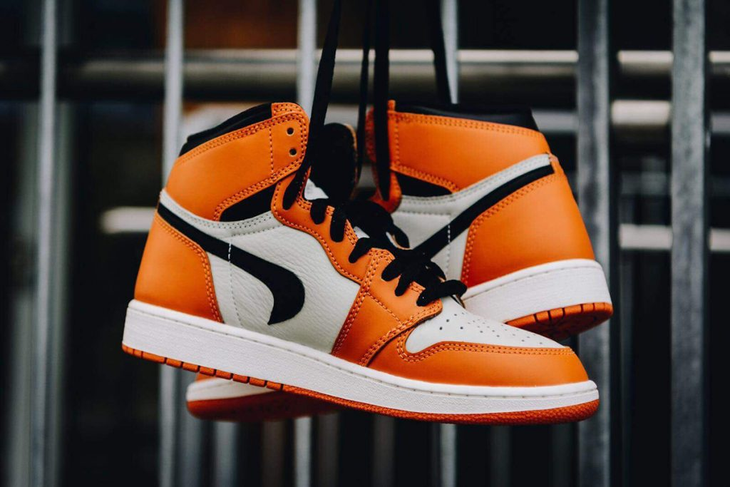 "Des Air Jordan 1 ""Reverse Shattered Backboard"" à 125 000 euros"