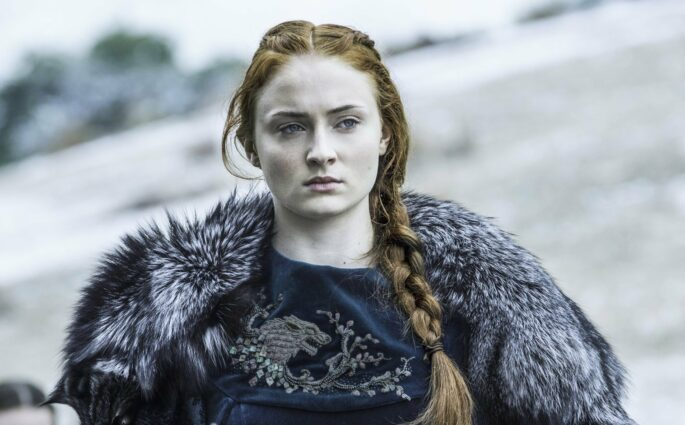 Sansa Stark Sophie Turner Game of Thrones