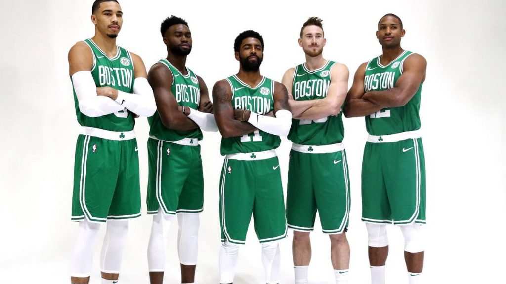 Boston Celtics Preview Conference Est