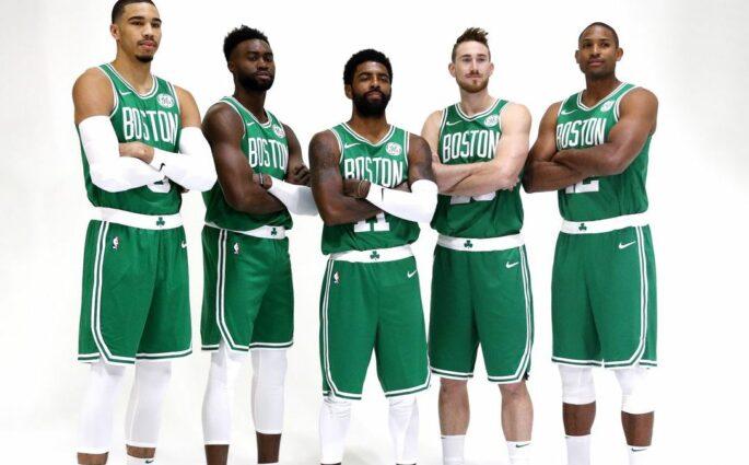 Boston Celtics Preview Conference Est