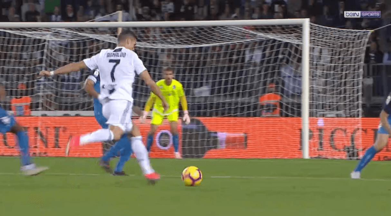 Cristiano Ronaldo Empoli