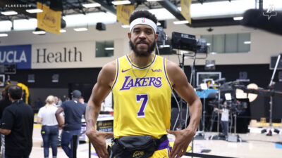 JaVale McGee Lakers