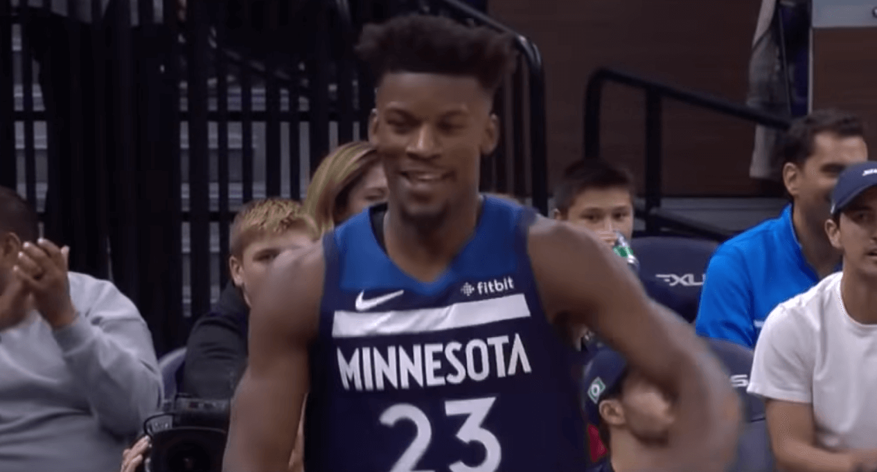 Jimmy Butler Minnesota Timberwolves