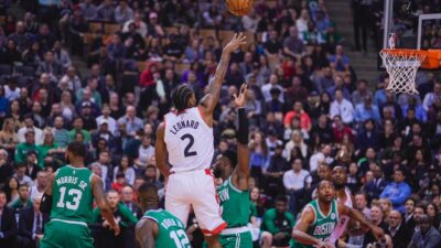 Kawhi Leonard Boston Celtics