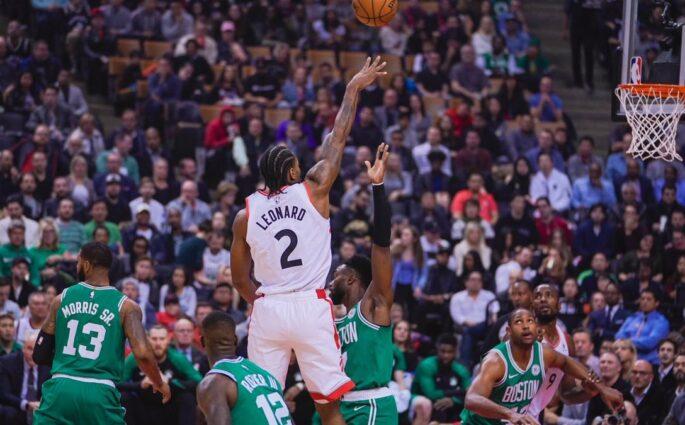 Kawhi Leonard Boston Celtics