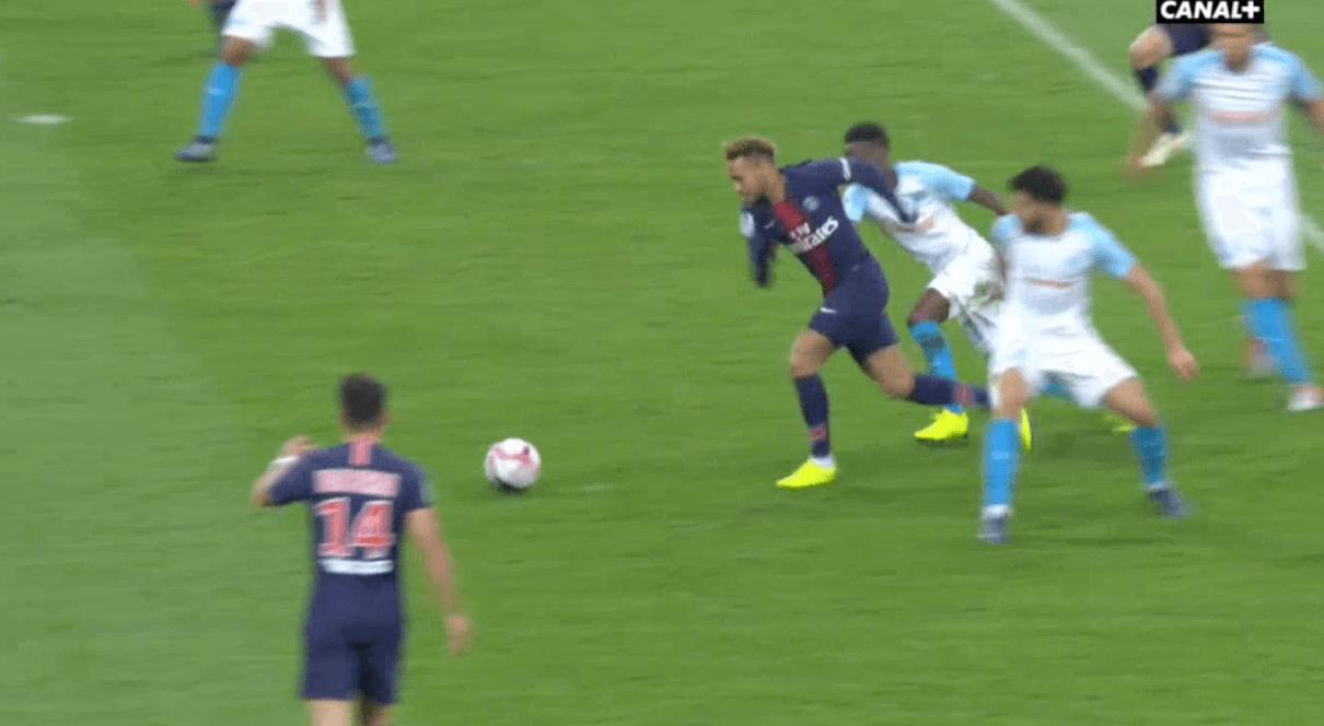 Neymar OM PSG