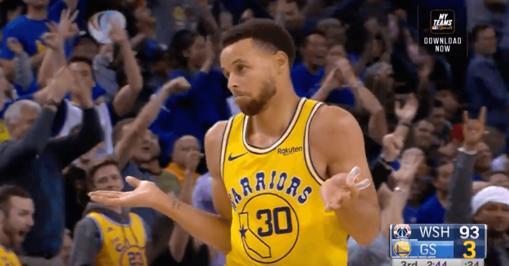 Stephen Curry 51 points
