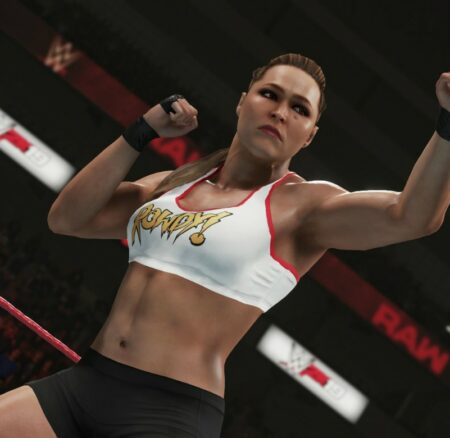 Test WWE 2K19 – Never Say Never