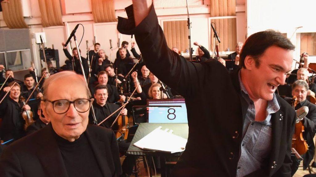 """Ennio Morricone se lâche sur le """"crétin"""" Tarantino"""