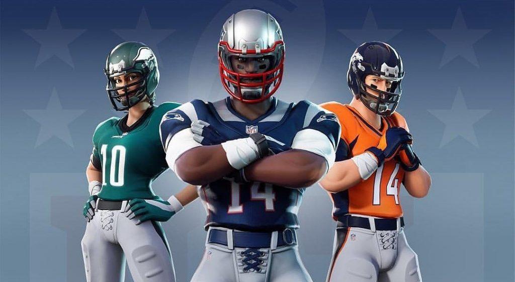 Fortnite NFL