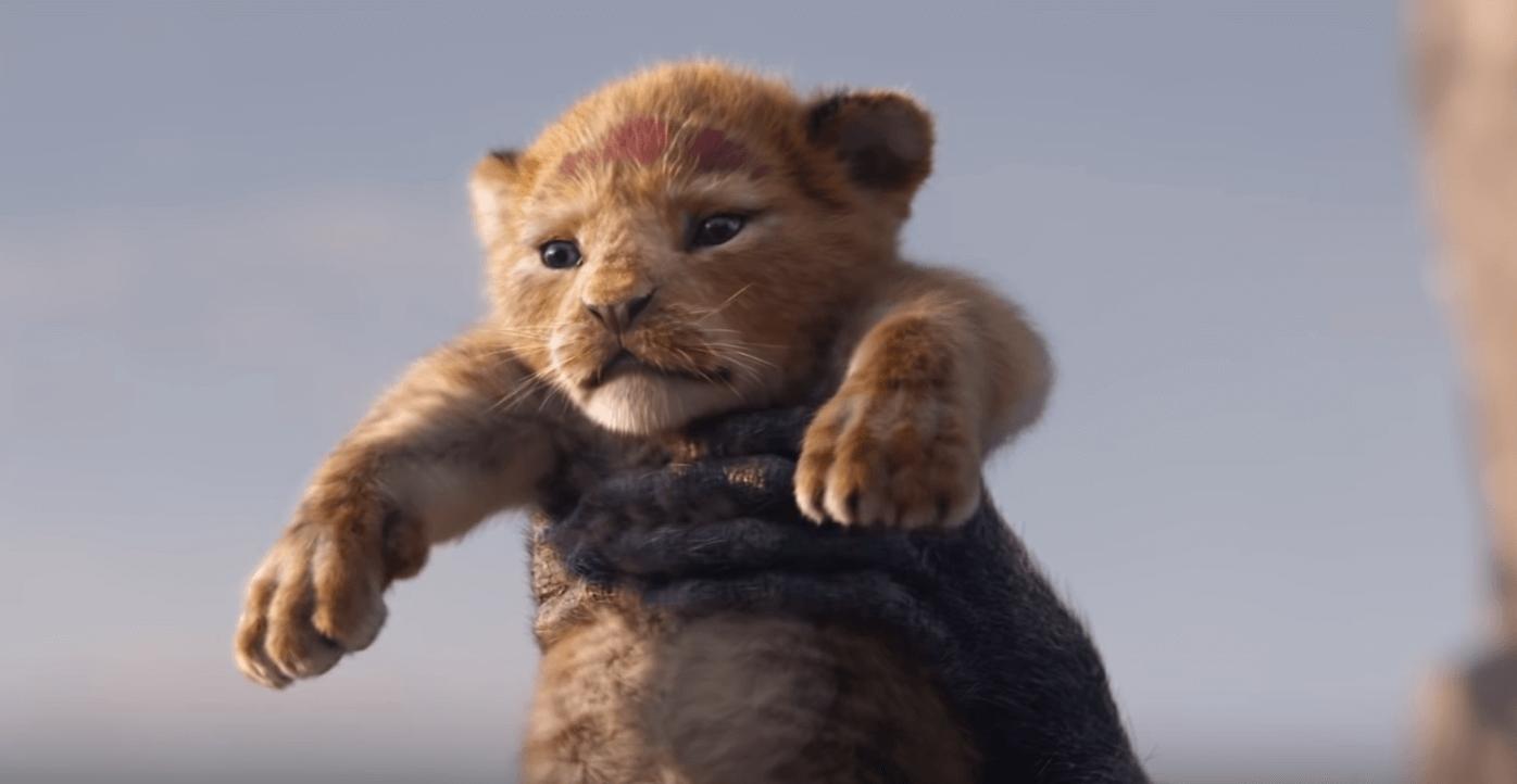 Le Roi Lion - le premier teaser et la date de sortie