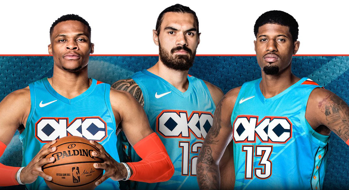 NBA jersey City Edition