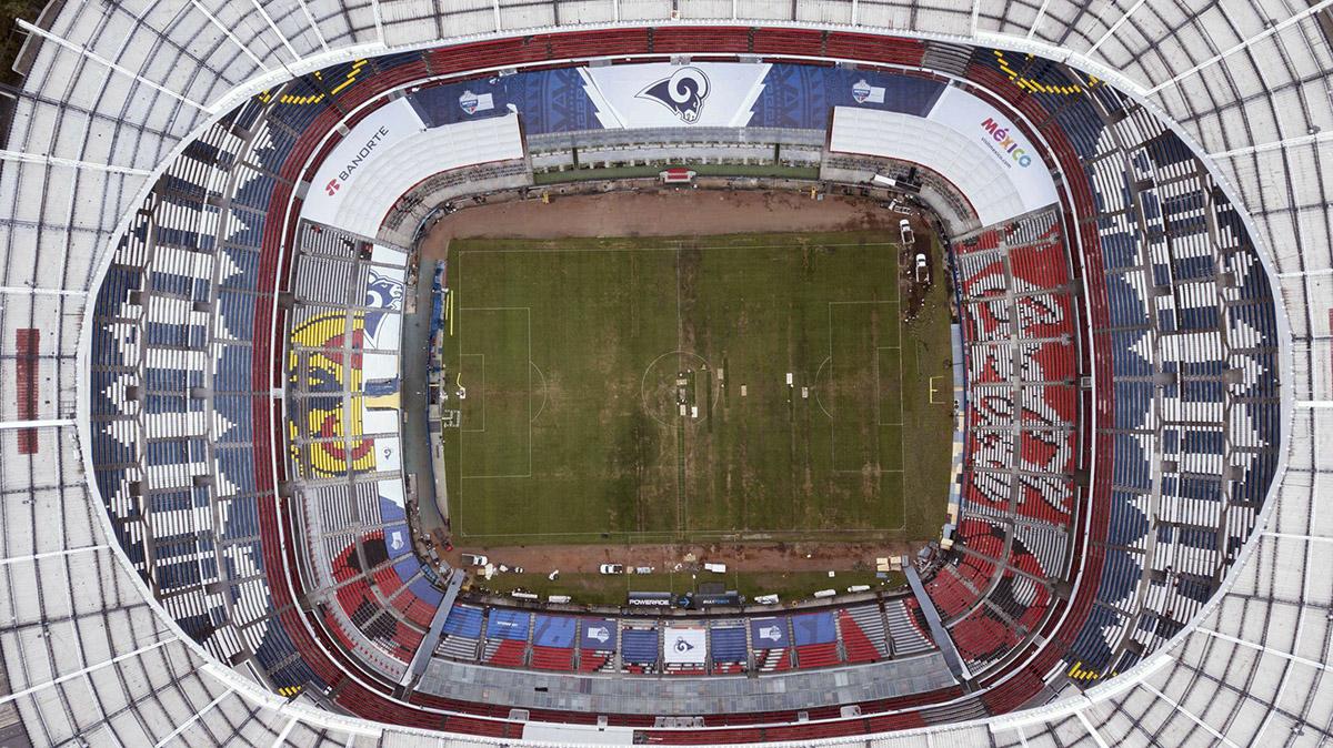 Comment la NFL a pu complètement rater l'organisation du match à Mexico ?