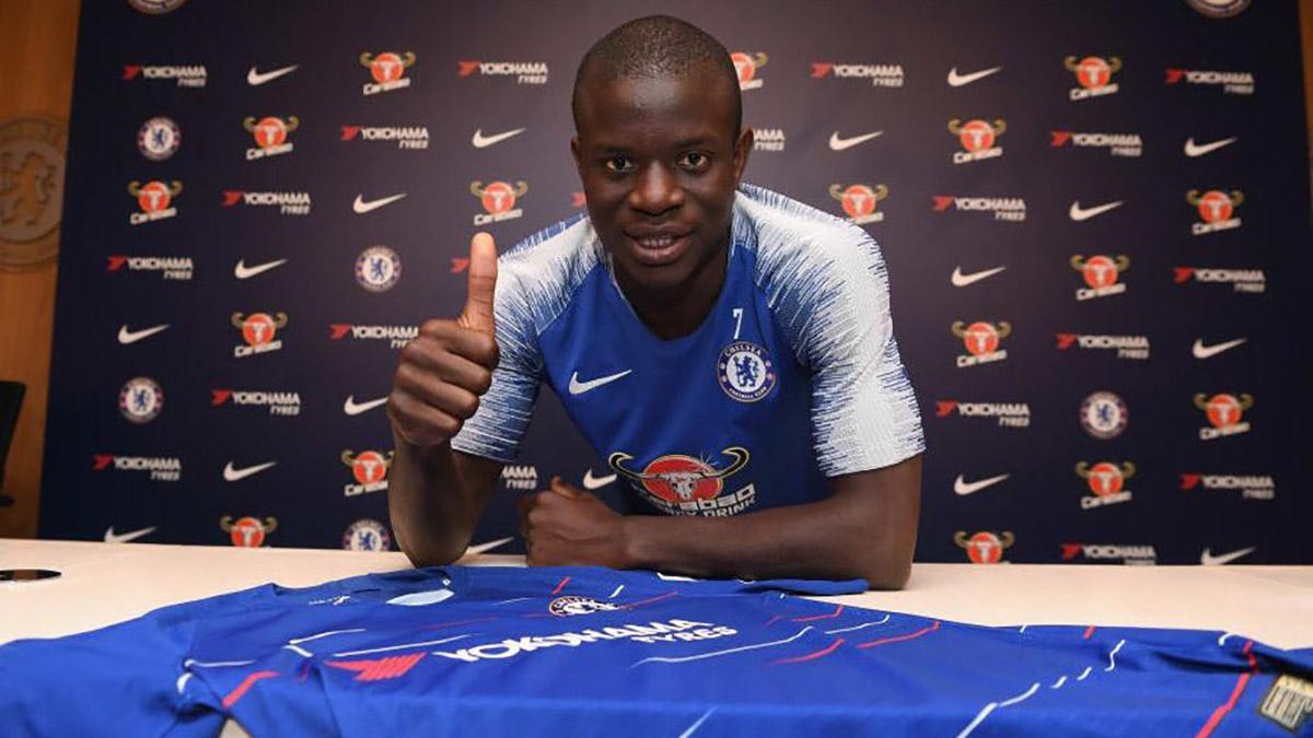 Avec son nouveau contrat, N'Golo Kanté paiera plus d'impôts qu'Amazon et Starbucks réunis