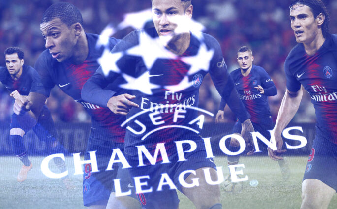 Paris St-Germain - La fièvre de la Ligue des Champions