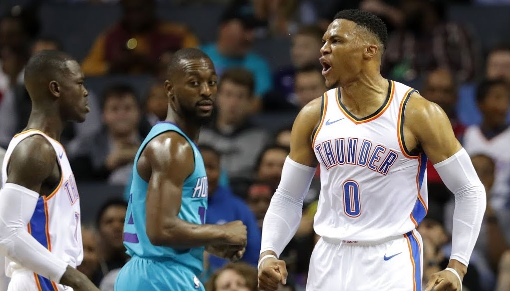 Russell Westbrook Charlotte Hornets