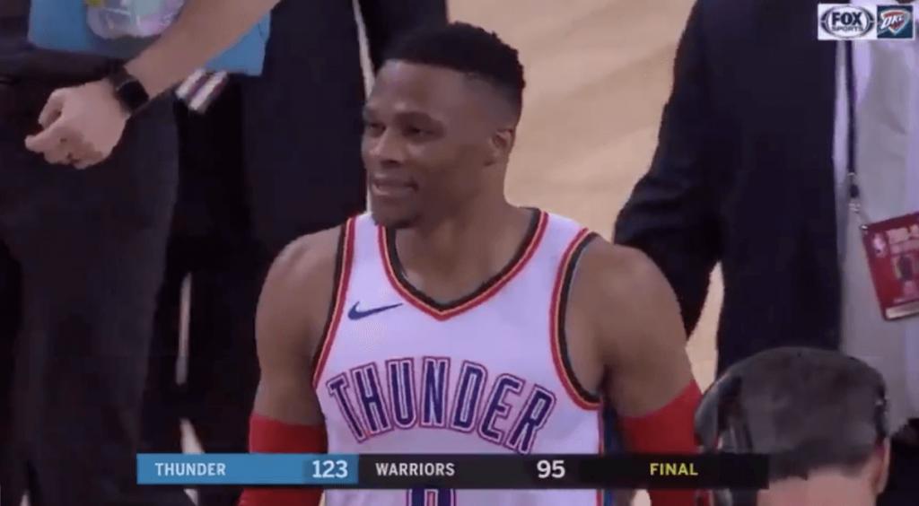Westbrook Warriors Thunder