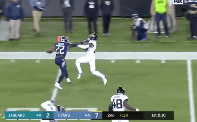 Derrick Henry NFL Touchdown