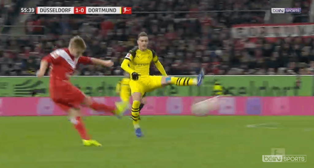 Dusseldorf Borussia Dortmund
