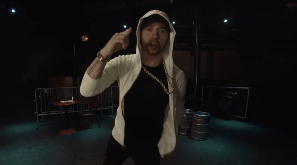 Eminem Kick Off