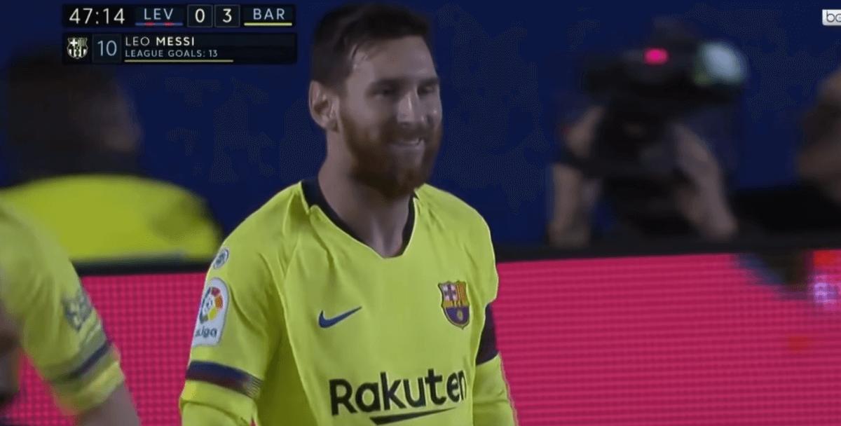 Ligue des Champions : pour Messi, la confrontation avec l'OL