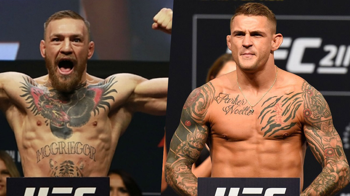 L'UFC veut McGregor vs. Poirier et Khabib vs. Ferguson