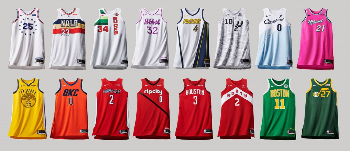 NBA Earned Edition Nike